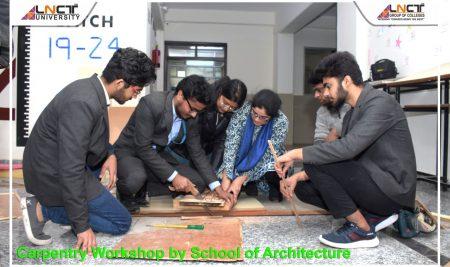 Carpentry Workshop | School of Architecture