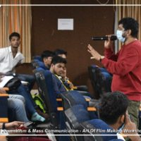 3 Days special workshop on Art of Film Making (2)