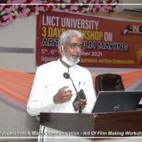 3 Days special workshop on Art of Film Making (3)