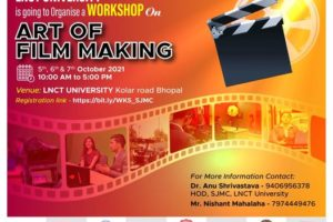 3 Days special workshop on Art of Film Making (5)