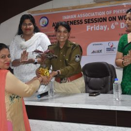 Awareness Session on Women Safety17