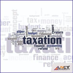 B.Com Taxation Course Details Bhopal
