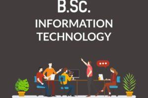 B.Sc. Information Technology .