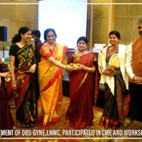 Department of OBS-Gyne-LNMC Participated in CME and Workshop (11)