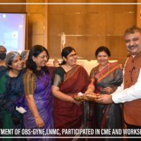Department of OBS-Gyne-LNMC Participated in CME and Workshop (13)