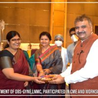 Department of OBS-Gyne-LNMC Participated in CME and Workshop (14)
