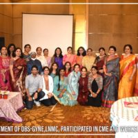 Department of OBS-Gyne-LNMC Participated in CME and Workshop (16)