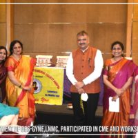 Department of OBS-Gyne-LNMC Participated in CME and Workshop (17)