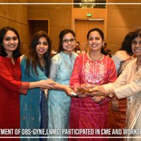 Department of OBS-Gyne-LNMC Participated in CME and Workshop (18)