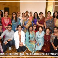 Department of OBS-Gyne-LNMC Participated in CME and Workshop (19)