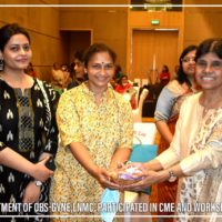 Department of OBS-Gyne-LNMC Participated in CME and Workshop (20)