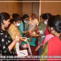 Department of OBS-Gyne-LNMC Participated in CME and Workshop (21)