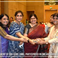 Department of OBS-Gyne-LNMC Participated in CME and Workshop (22)