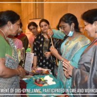 Department of OBS-Gyne-LNMC Participated in CME and Workshop (23)