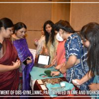Department of OBS-Gyne-LNMC Participated in CME and Workshop (24)