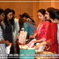 Department of OBS-Gyne-LNMC Participated in CME and Workshop (29)