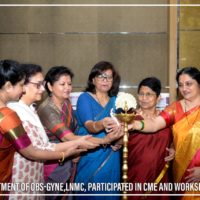 Department of OBS-Gyne-LNMC Participated in CME and Workshop (3)