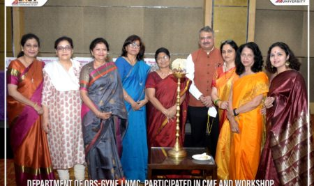 Department of OBS-Gyne-LNMC Participated in CME and Workshop