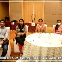 Department of OBS-Gyne-LNMC Participated in CME and Workshop (5)