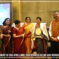 Department of OBS-Gyne-LNMC Participated in CME and Workshop (7)