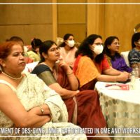 Department of OBS-Gyne-LNMC Participated in CME and Workshop (8)