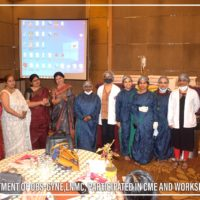 Department of OBS-Gyne-LNMC Participated in CME and Workshop (9)