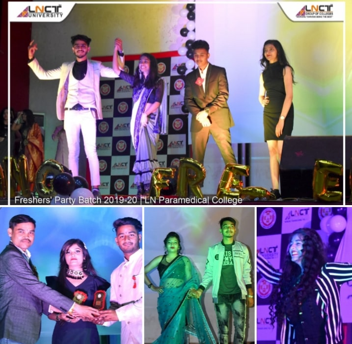 Freshers Party Batch 2019 20 Ln Paramedical College
