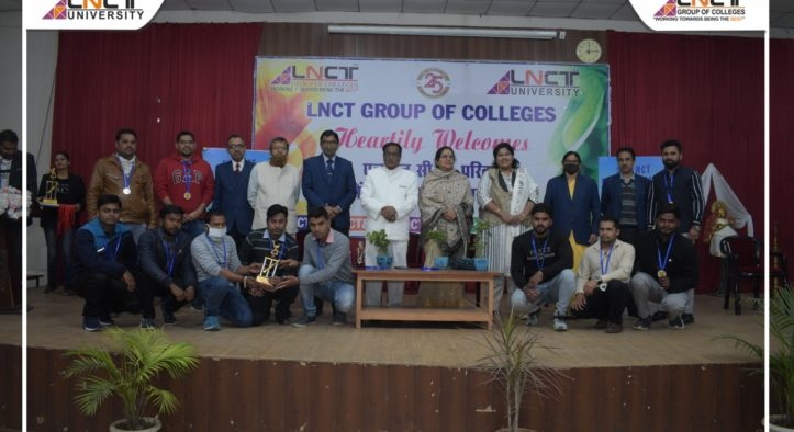 Glimpses of 2nd Faculty Olympiad 2021 Award Ceremony