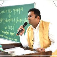 Guest Lecture On Role Of Skill And Entrepreneurship In Hotel Industry (10)