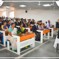Guest Lecture On Role Of Skill And Entrepreneurship In Hotel Industry (12)