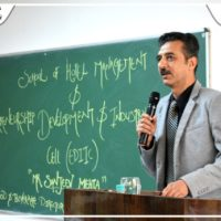 Guest Lecture On Role Of Skill And Entrepreneurship In Hotel Industry (14)