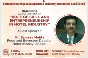 Guest Lecture On Role Of Skill And Entrepreneurship In Hotel Industry (17)