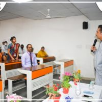 Guest Lecture On Role Of Skill And Entrepreneurship In Hotel Industry (2)
