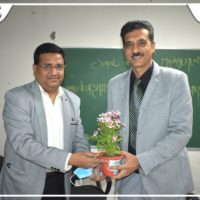 Guest Lecture On Role Of Skill And Entrepreneurship In Hotel Industry (7)
