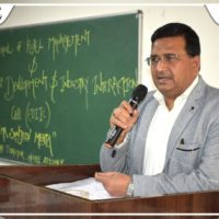 Guest Lecture On Role Of Skill And Entrepreneurship In Hotel Industry (8)