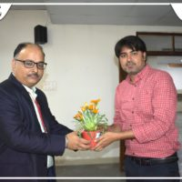 Guest Lecture On Role Of Skill And Entrepreneurship In Hotel Industry (9)