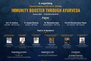 Immunity Booster Through Ayurveda