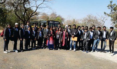 StudyTour to Indira Gandhi Manav Sangrahalaya Bhopal