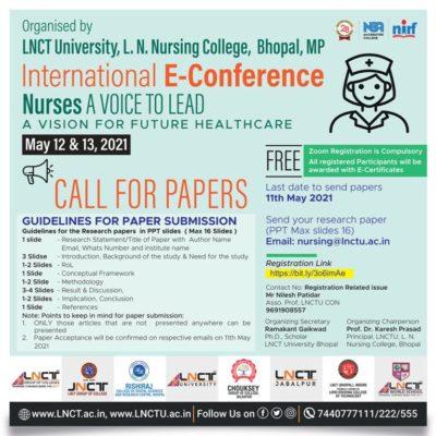 International E-Conference (1)