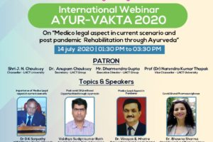 International Webinar on Medico Legal Aspect