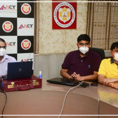 J K hospital Doctors participated in the interactive session with Prime Minister Shri Narendra Modi (5)