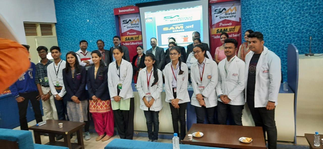 best university in bhopal