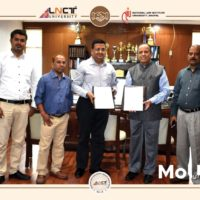 LNCT University and NLIU signed an MoU2