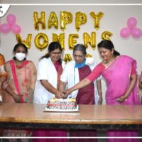 LNCT has organised a special session on the occasion of International Women's Day (12)