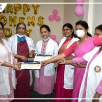LNCT has organised a special session on the occasion of International Women's Day (20)