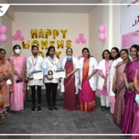 LNCT has organised a special session on the occasion of International Women's Day (22)