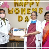 LNCT has organised a special session on the occasion of International Women's Day (25)