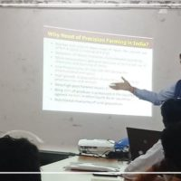 Lecture Given On The Topic Of Technical Farming (4)