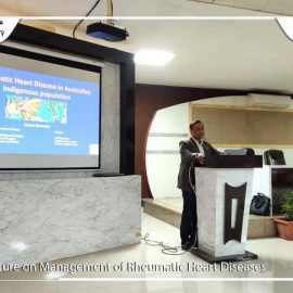 Management of Rheumatic Heart Diseases (3)