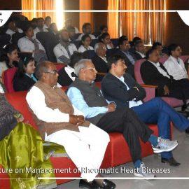 Management of Rheumatic Heart Diseases (5)
